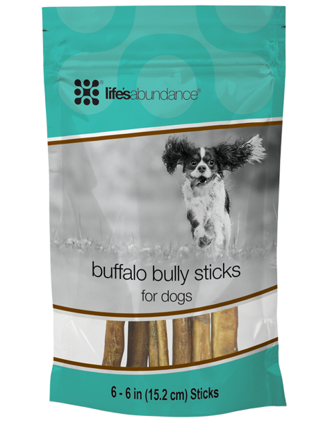 buffalo bully sticks